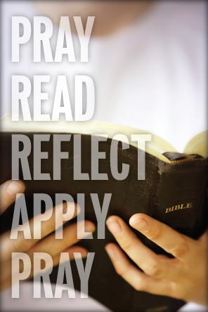 Pray Read Reflect Apply Read